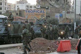 الادعاء على 79 لبنانياً بينهم 19 عسكرياً بمواجهات ضاحية بيروت
