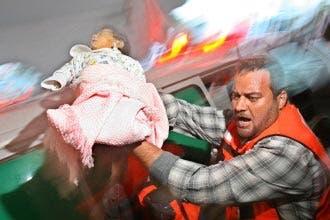 المجزرة الاسرائيلية في غزة تحصد أرواح أكثر من 54 فلسطينيا