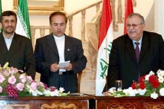 """أحمدي نجاد في زيارة تاريخية للعراق ساعيا لفتح """"صفحة جديدة"""""""