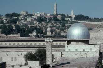 Secret tunnel under Al-Aqsa Mosque exposed
