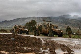 تكثيف نشاط الجيش اللبناني واليونيفيل عشية مناورات إسرائيلية