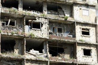 حملات لرفض عودة المتاريس بالذكرى 33 للحرب الأهلية في لبنان