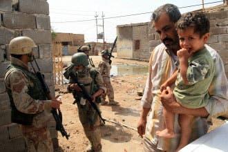 """الصدر: وزير الدفاع الأمريكي """"إرهابي"""" ونطالب بإنهاء """"الاحتلال"""""""