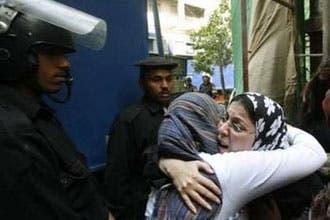 اختفاء قائدة إضراب 6 إبريل في مصر بعد إفراج النيابة عنها