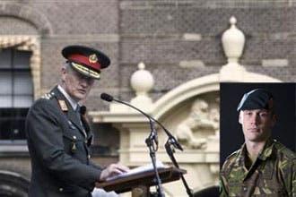 """مقتل نجل قائد الجيش الهولندي بأفغانستان في ردّ لطالبان على """"فتنة"""""""