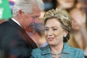 كلينتون تجدد آمالها برئاسة أمريكا بعد فوزها على أوباما في بنسلفانيا