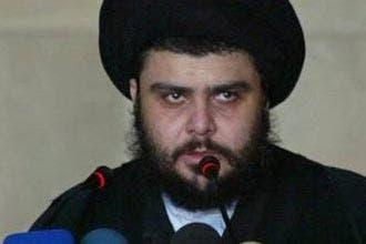 """الصدر يدعو للتهدئة بعد أسبوع من تهديده بإعلان """"حرب مفتوحة"""""""