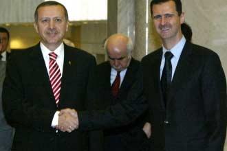 أردوغان يعلن عن محادثات سورية إسرائيلية قريباً على مستوى منخفض