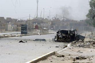 وفد برلماني عراقي يطلب وقف القتال ورفع الحصار عن مدينة الصدر