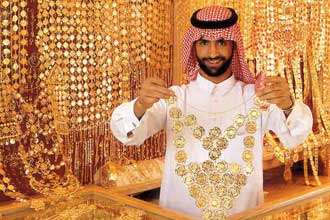 Gulf women opt for lower priced 18-carat gold