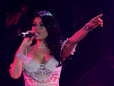 Bahrain seeks ban on raunchy Lebanese singer