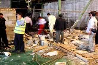 Iran will sue US and UK over mosque explosion