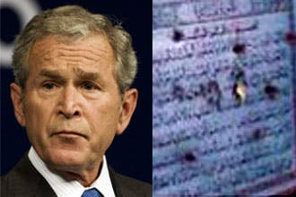 Bush apologizes for Quran shooting: Iraq TV