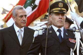 میشل سلیمان رییس جمهور لبنان شد