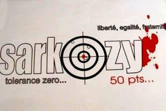 Sarkozy sues over satirical T-shirt