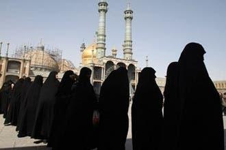 Iranian women get equal 'blood money'