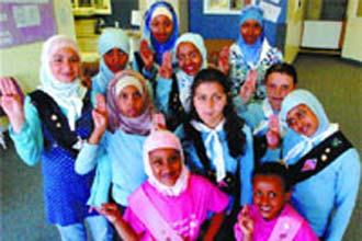 Canada gets first Muslim Girl Guide troop