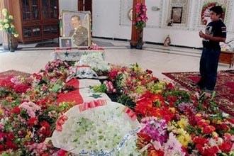 رییس قبیله صدام حسین در یک بمب گذاری کشته شد