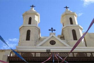 Egypt Copts ask president for protection
