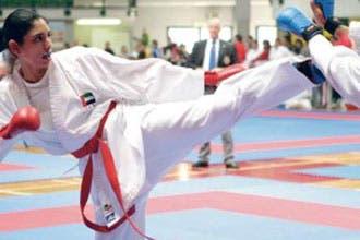 "Dubai's ""karate princess"" going for Olympic gold"