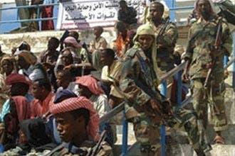 """""""شباب المجاهدين"""" بالصومال تبدأ حملة لإغلاق المقاهي ودور السينما"""