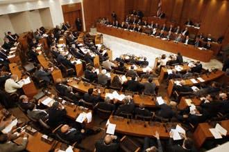 الحكومة اللبنانية تنال ثقة غالبية البرلمان والحسيني يستقيل احتجاجاً