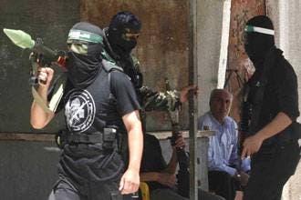 Hamas blasts 'collaborators' with Israel