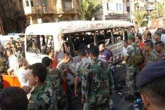 در انفجار طرابلس در شمال لبنان 18 نفر كشته شدند