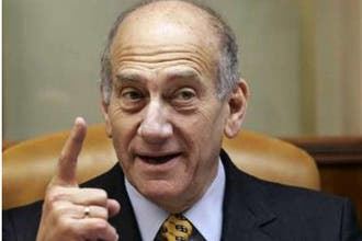 Olmert tells Russia not to arm Syria: report