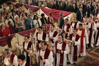 جدل بمصر بعد إحصاء مسؤول بالكنيسة  لـ 12 مليون قبطي