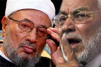 القرضاوي يؤكد وجود محاولات لتشييع مصر والسودان والمغرب