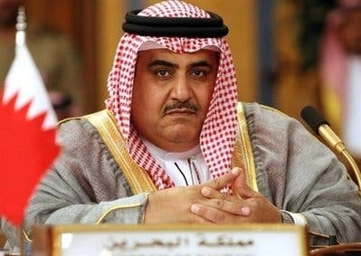 Bahrain MPs slam FM call for grouping with Israel