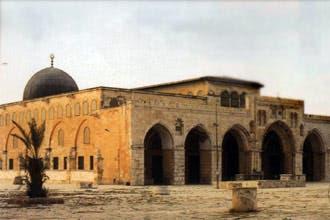 توتر في القدس بعد اعتزام إسرائيل افتتاح كنيس يهودي قرب الأقصى