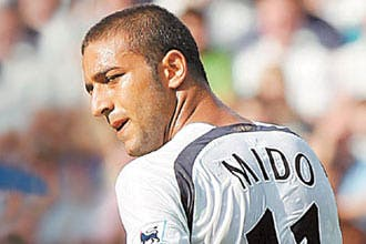 Footballer Mido defends Islam after racist chants