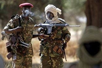 Iran, Russia  supply arms to Sudan: rights group