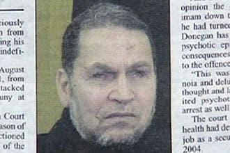 إمام المركز الإسلامي بلندن يروي كيف اقتلع بريطاني متطرف عينيه