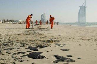 'Smelly sewage' threatens Dubai's clean image