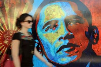 أوباما بعد فوزه الساحق بانتخابات الرئاسة: التغيير آت في أمريكا