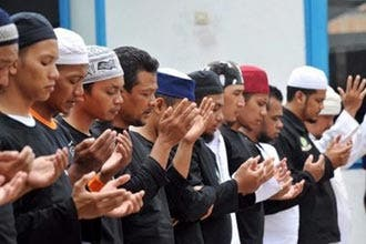 Islamists protest execution of Bali bombers