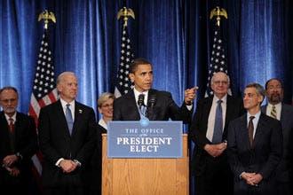 Arabs urge Obama to change past flawed policies