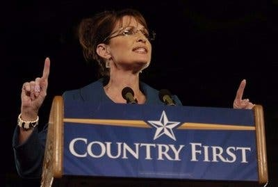 $2 million and a snowmobile for Palin-porn