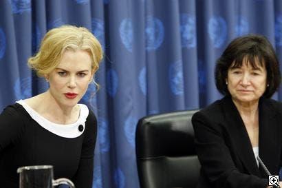 UN launches violence against women campaign