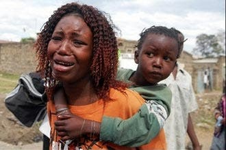 Nigeria's Muslim-Christian clashes kill hundreds