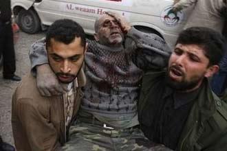 اسرائيل ترتكب أكبر مذبحة في الأراضي الفلسطينية منذ عام 1967