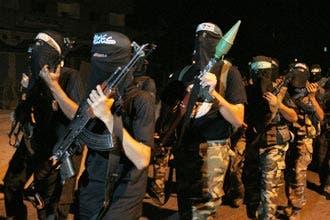 """حماس.. آلاف المسلحين بـ""""دوافع قوية"""" وصواريخ قصيرة المدى"""