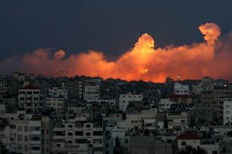 """UN slams Israel says Gaza is """"burning hell"""""""