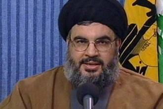 "Egypt slams Hezbollah chief as ""agent of Iran"""