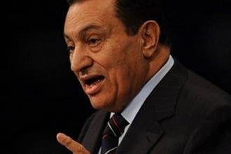 """مبارك: قوى إقليمية تستغل حرب غزة ونرفض """"المقاومة بالشعارات"""""""