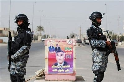 Iraq to investigate serious vote fraud allegations