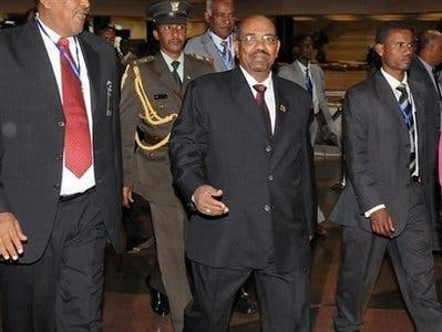 ICC says no arrest warrant for Sudan's president